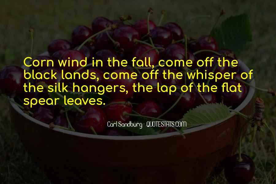 Quotes About Fall Leaves #473170