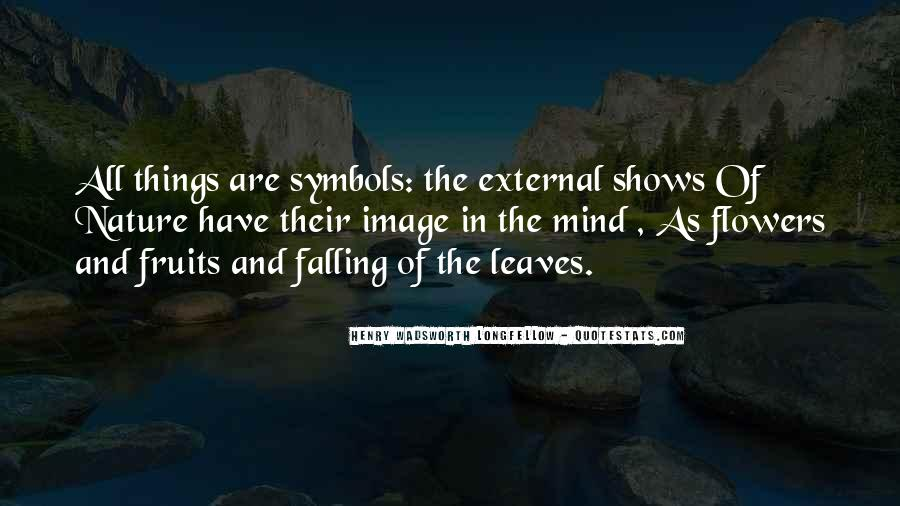 Quotes About Fall Leaves #619637