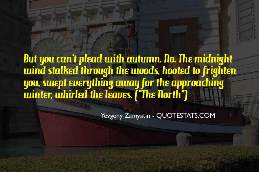 Quotes About Fall Leaves #626474