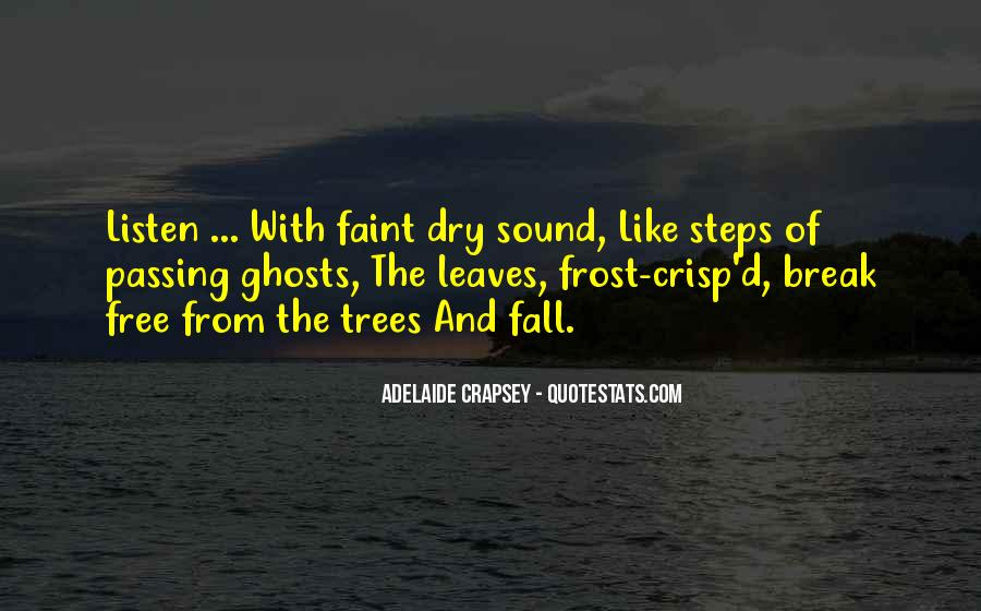 Quotes About Fall Leaves #627144
