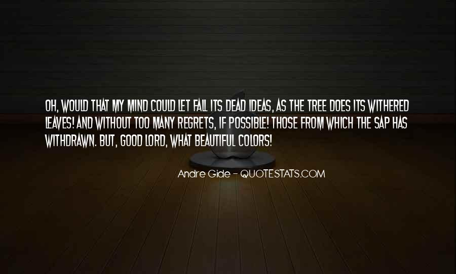 Quotes About Fall Leaves #68309