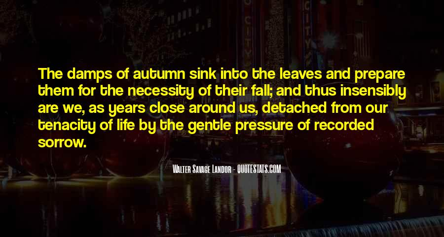 Quotes About Fall Leaves #753654