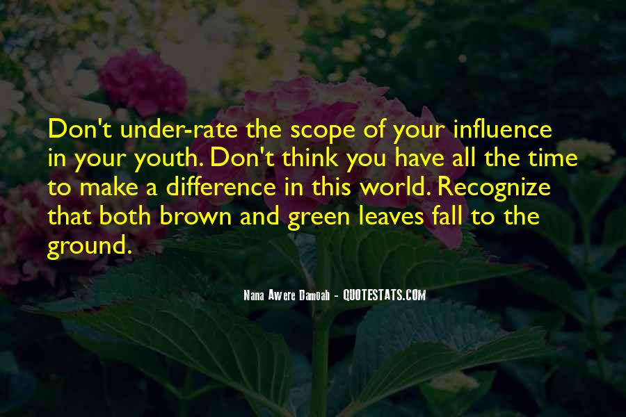 Quotes About Fall Leaves #839360