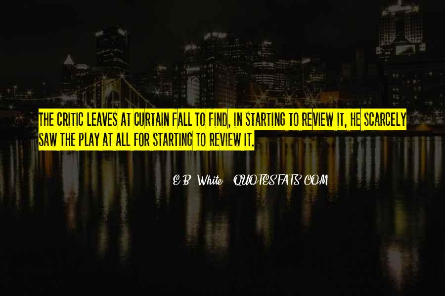 Quotes About Fall Leaves #871254