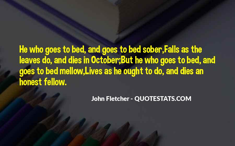Quotes About Fall Leaves #889368