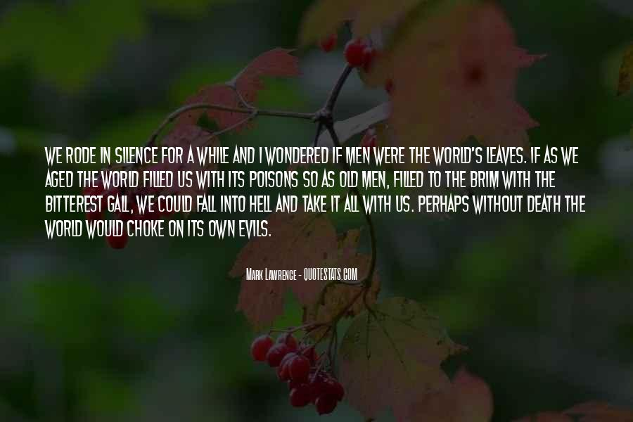 Quotes About Fall Leaves #891785