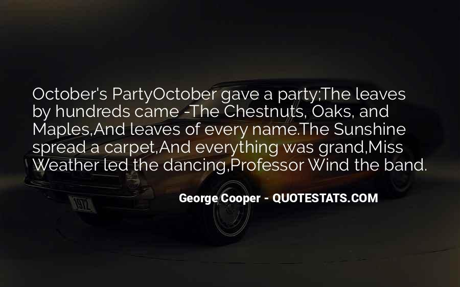 Quotes About Fall Leaves #985007