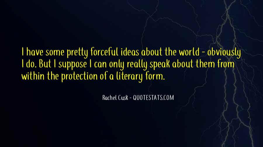 Quotes About Rachel In Speak #1058286