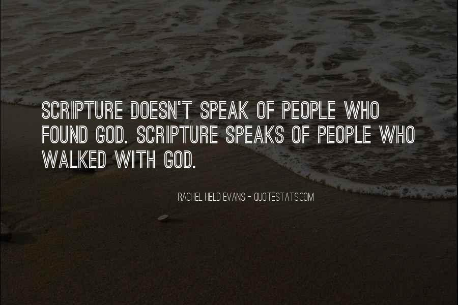 Quotes About Rachel In Speak #20541
