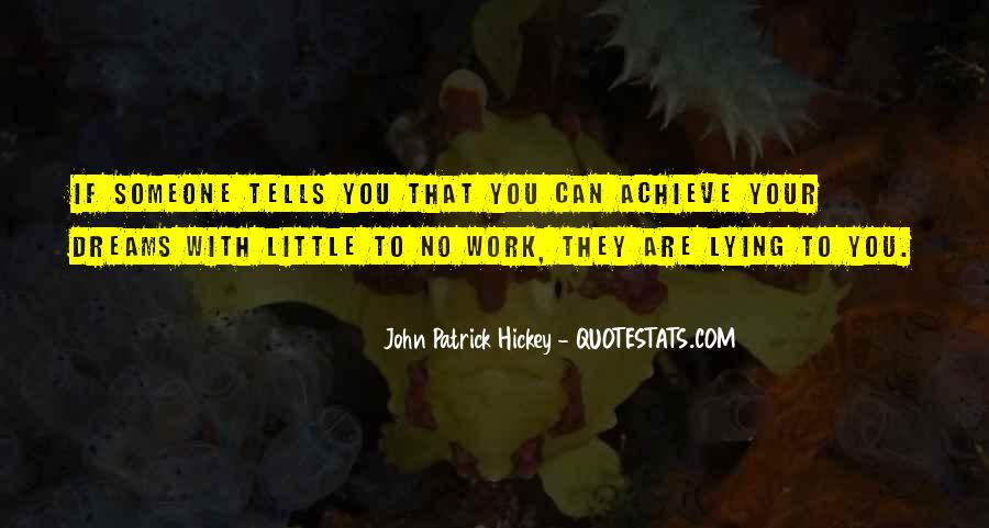 Quotes About Achievement And Dreams #1072055