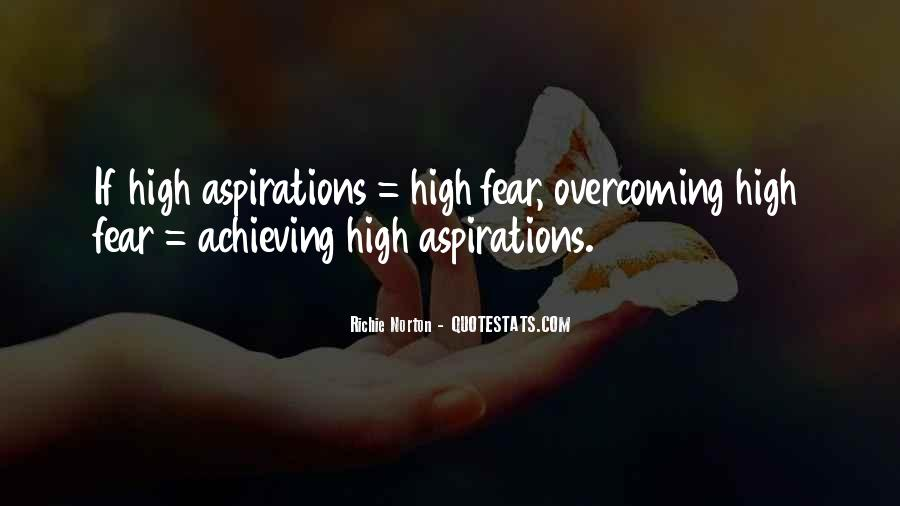 Quotes About Achievement And Dreams #1118810