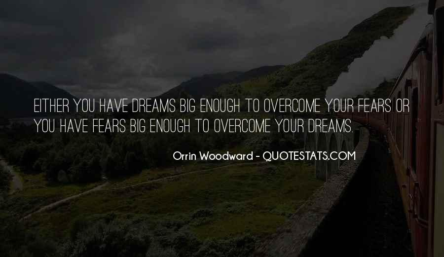Quotes About Achievement And Dreams #1286264