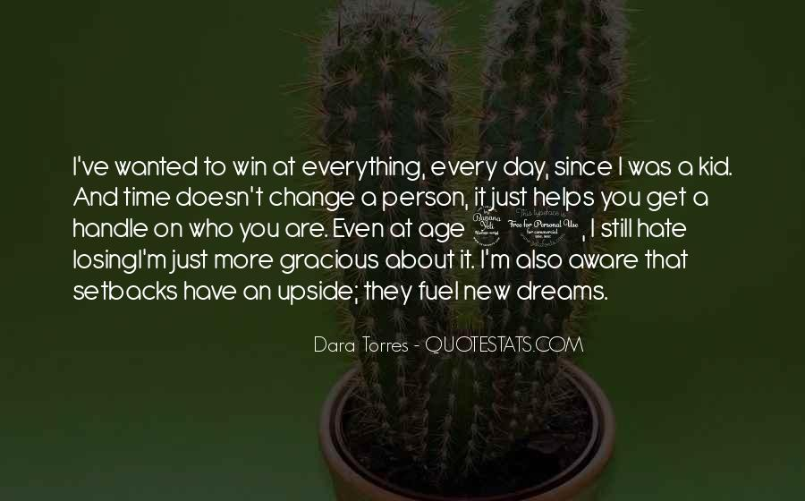 Quotes About Achievement And Dreams #1296734