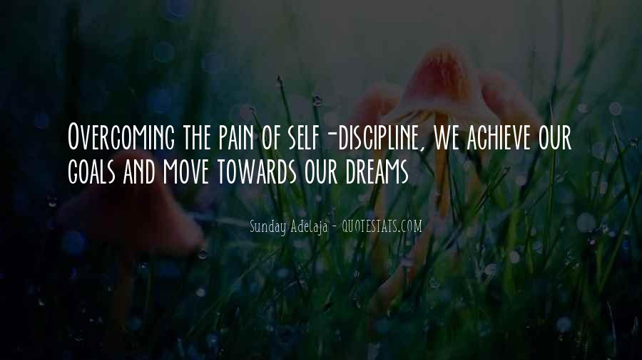 Quotes About Achievement And Dreams #1420646
