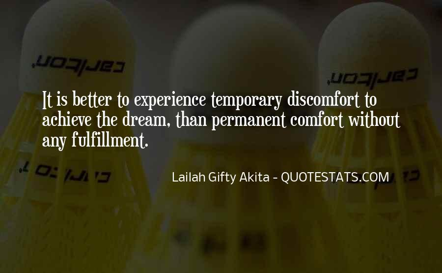 Quotes About Achievement And Dreams #1764506