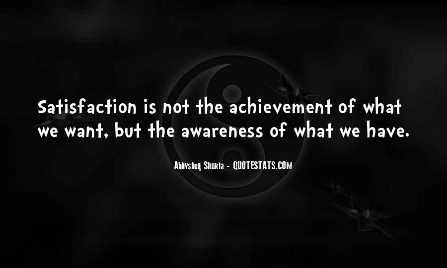 Quotes About Achievement And Dreams #1804300