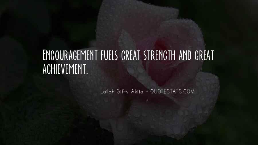 Quotes About Achievement And Dreams #501366
