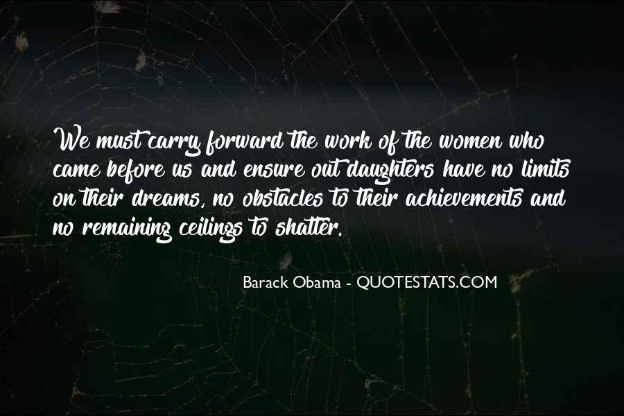 Quotes About Achievement And Dreams #997398