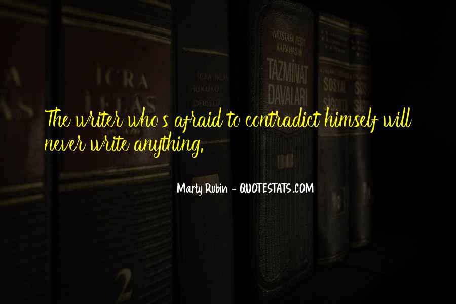 Quotes About Contradicting #1004679