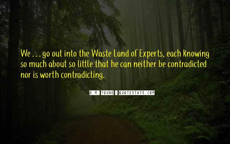 Quotes About Contradicting #1008711