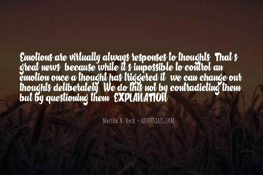 Quotes About Contradicting #1617972
