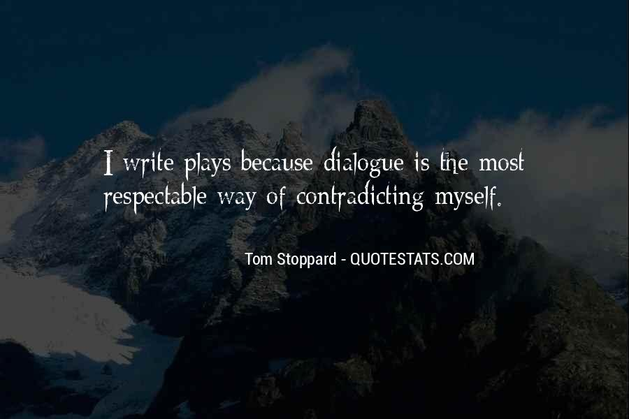 Quotes About Contradicting #1779012
