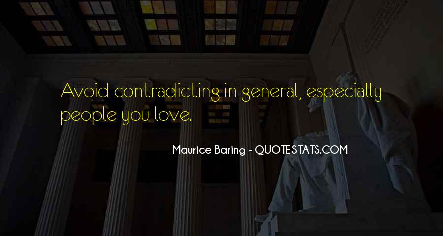 Quotes About Contradicting #1838545
