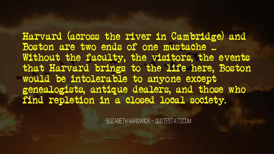 Quotes About Cities And Life #1123433