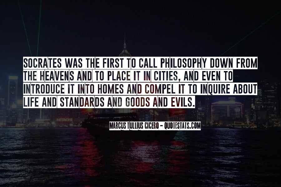 Quotes About Cities And Life #1350484