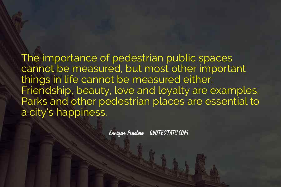 Quotes About Cities And Life #153285