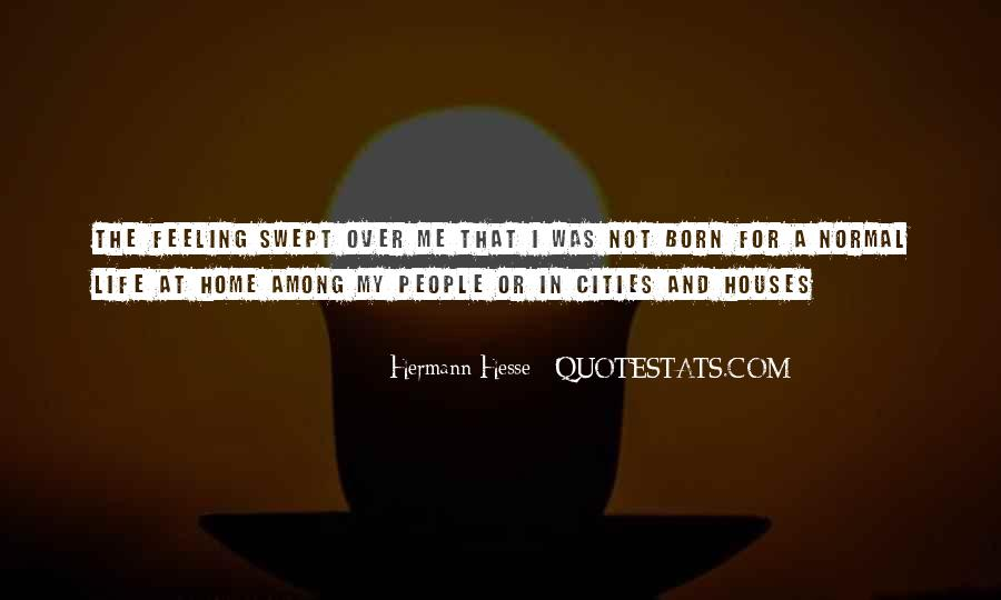 Quotes About Cities And Life #249224
