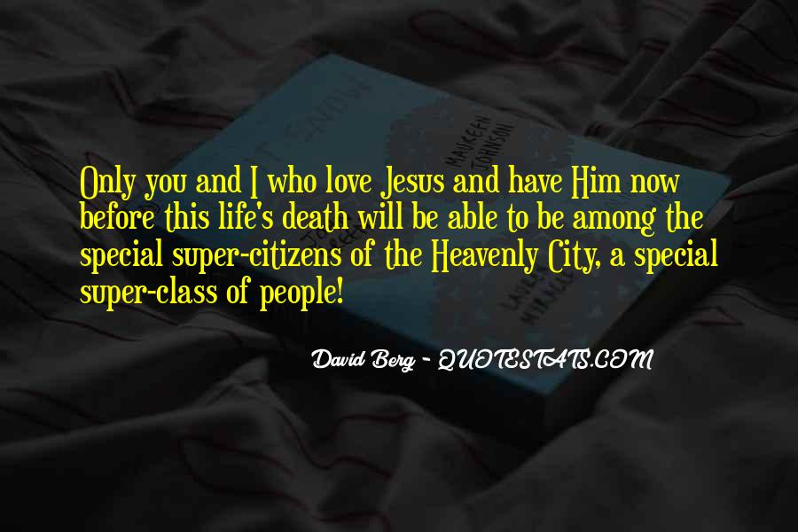 Quotes About Cities And Life #279799