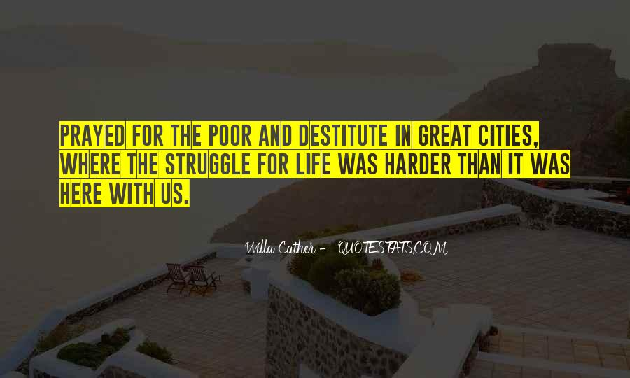 Quotes About Cities And Life #404237