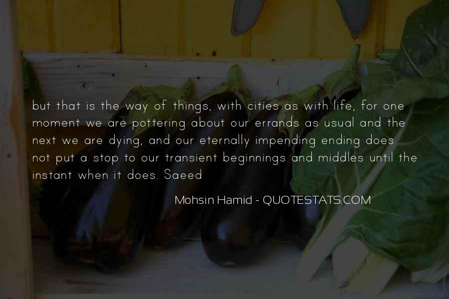 Quotes About Cities And Life #485838
