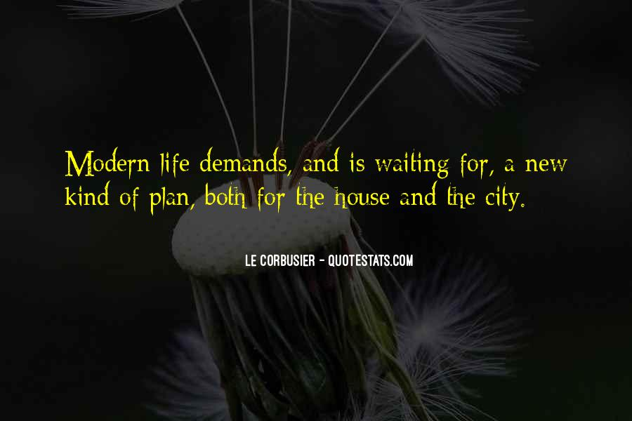 Quotes About Cities And Life #551987