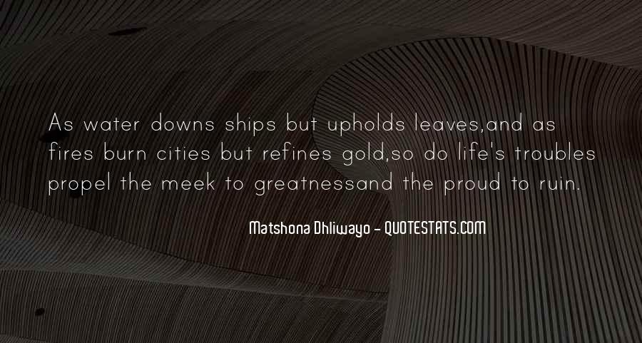 Quotes About Cities And Life #591610