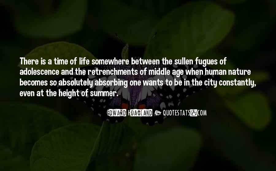 Quotes About Cities And Life #665514