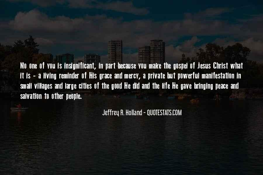 Quotes About Cities And Life #734588