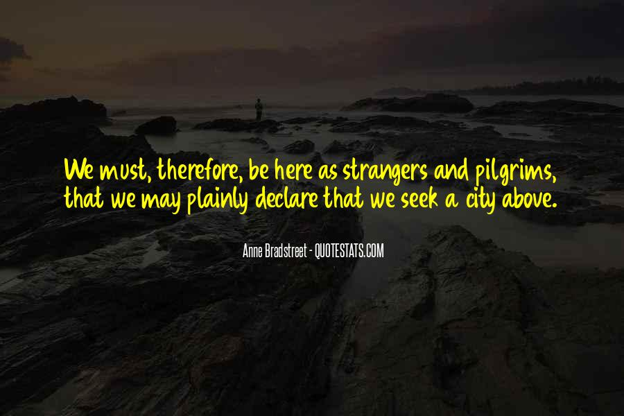 Quotes About Cities And Life #850093