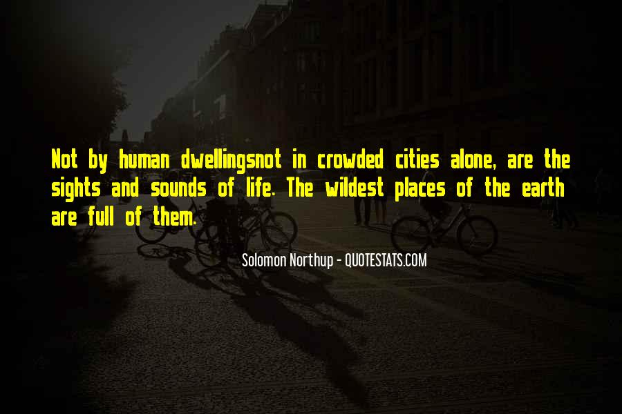 Quotes About Cities And Life #858443