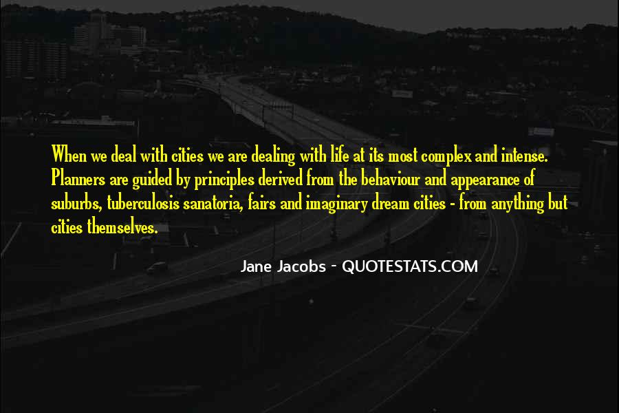 Quotes About Cities And Life #981195