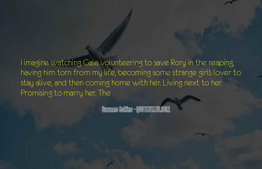 Quotes About Having Someone Watching Over You #1251