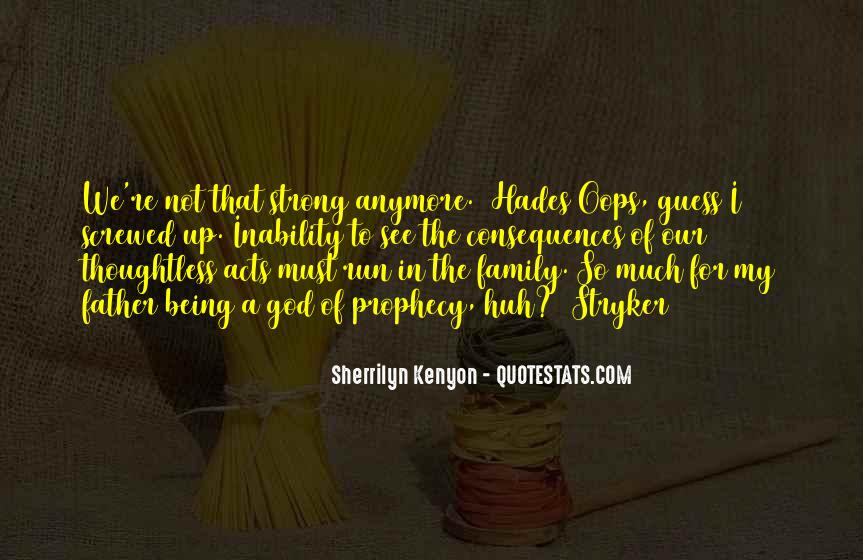 Quotes About Being Strong For Your Family #1461119