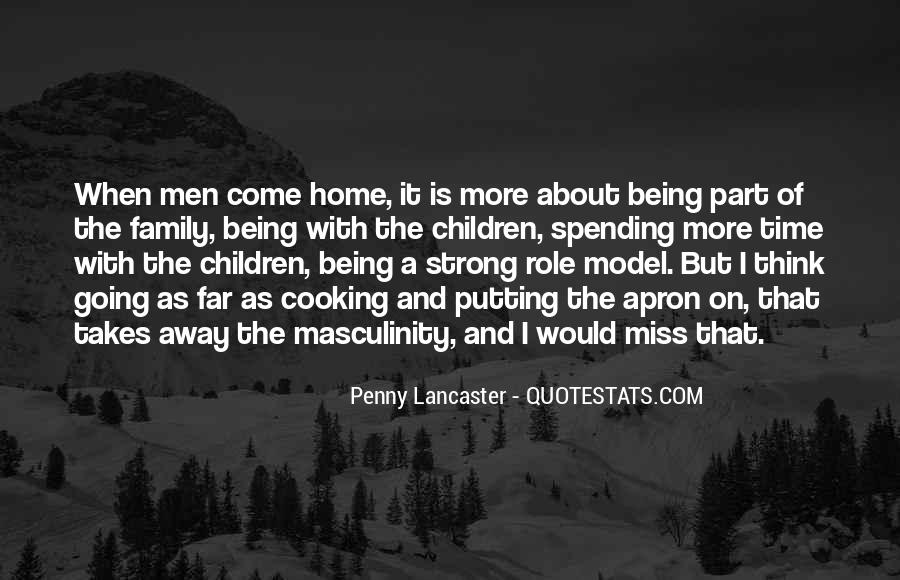 Quotes About Being Strong For Your Family #1530124
