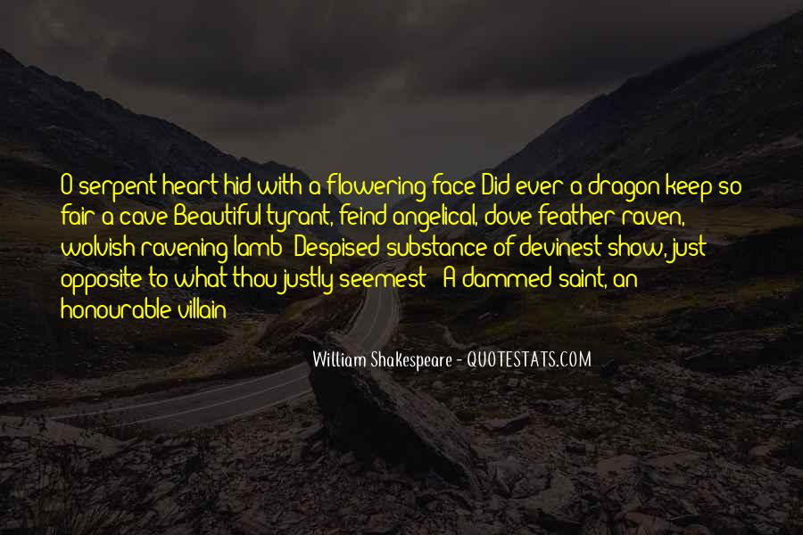 Quotes About Love And Death Shakespeare #23654