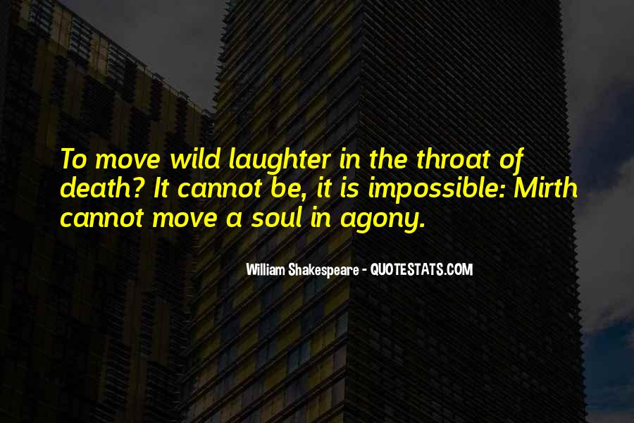 Quotes About Love And Death Shakespeare #49982