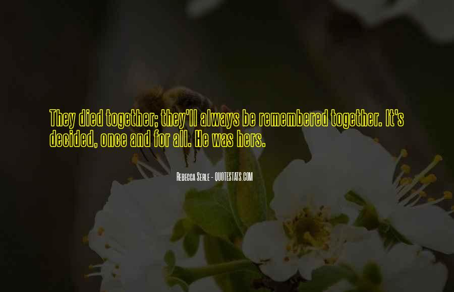 Quotes About Love And Death Shakespeare #658062
