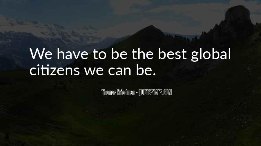 Quotes About Being The Best We Can Be #1695619