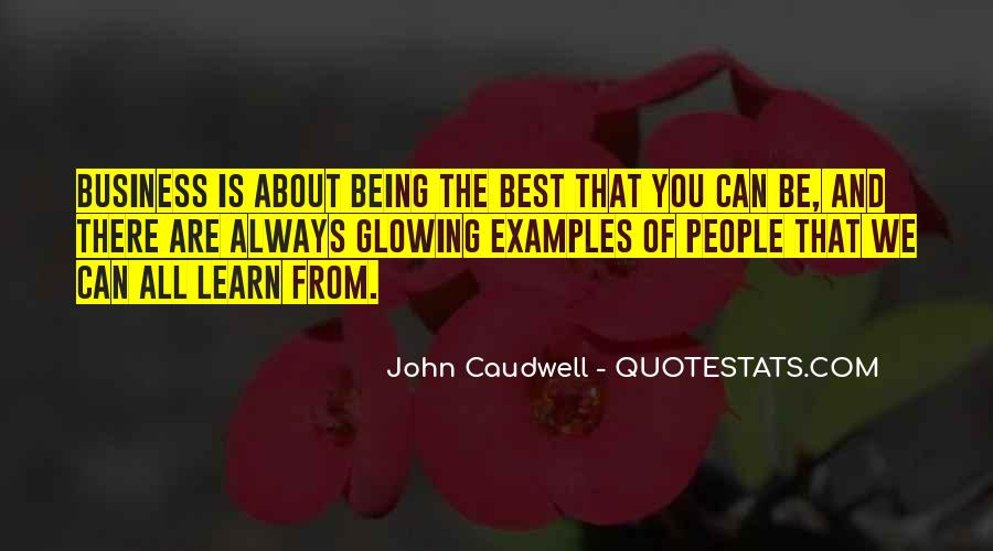 Quotes About Being The Best We Can Be #771572