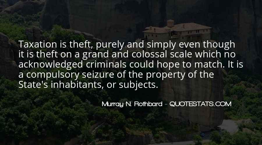Quotes About Anarchy And Liberty #1137578